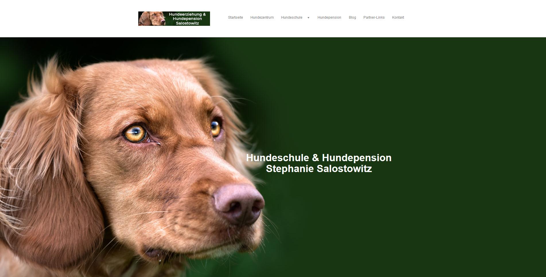 Hundepension Salostowitz