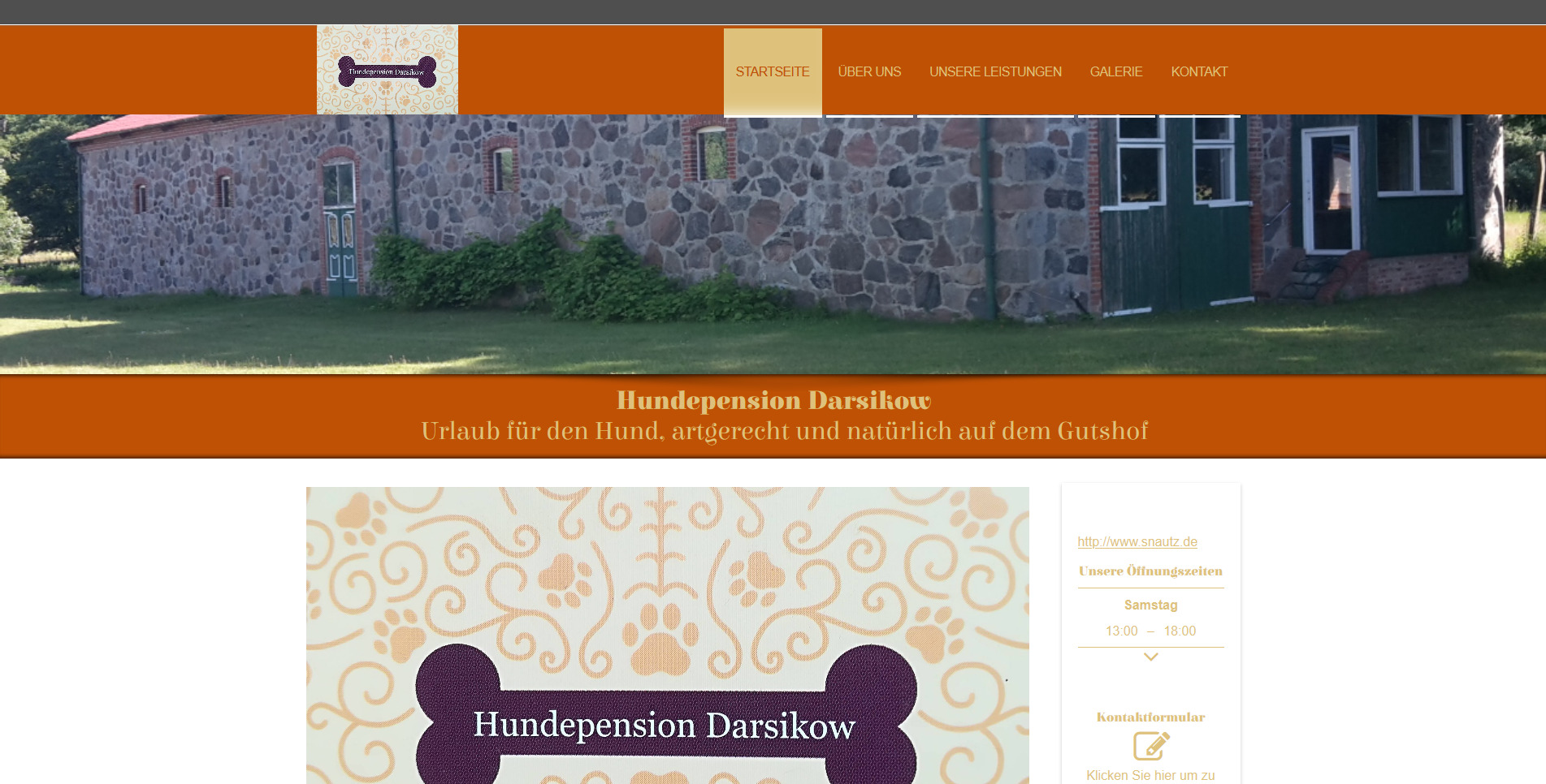 Hundepension Darsikow