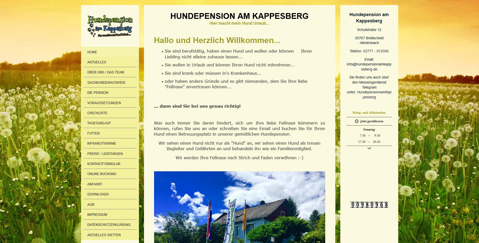 Hundepension am Kappesberg