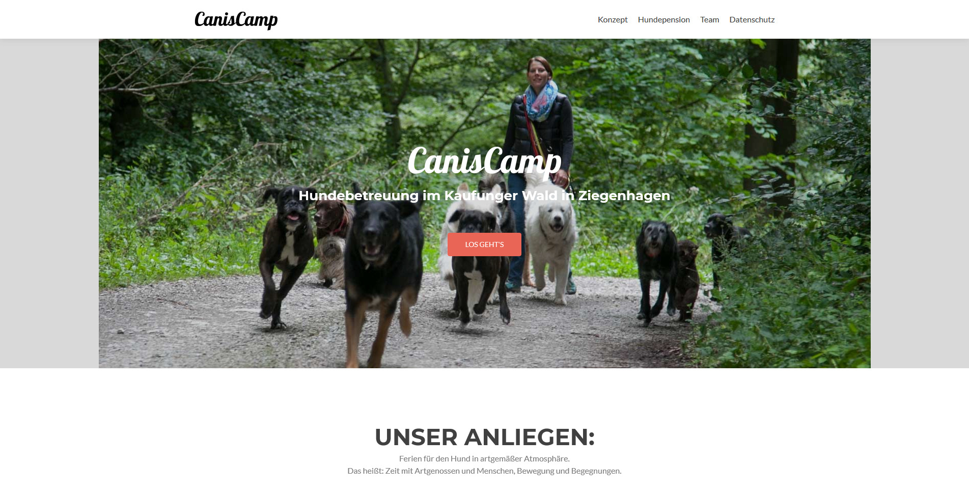 Canis Camp