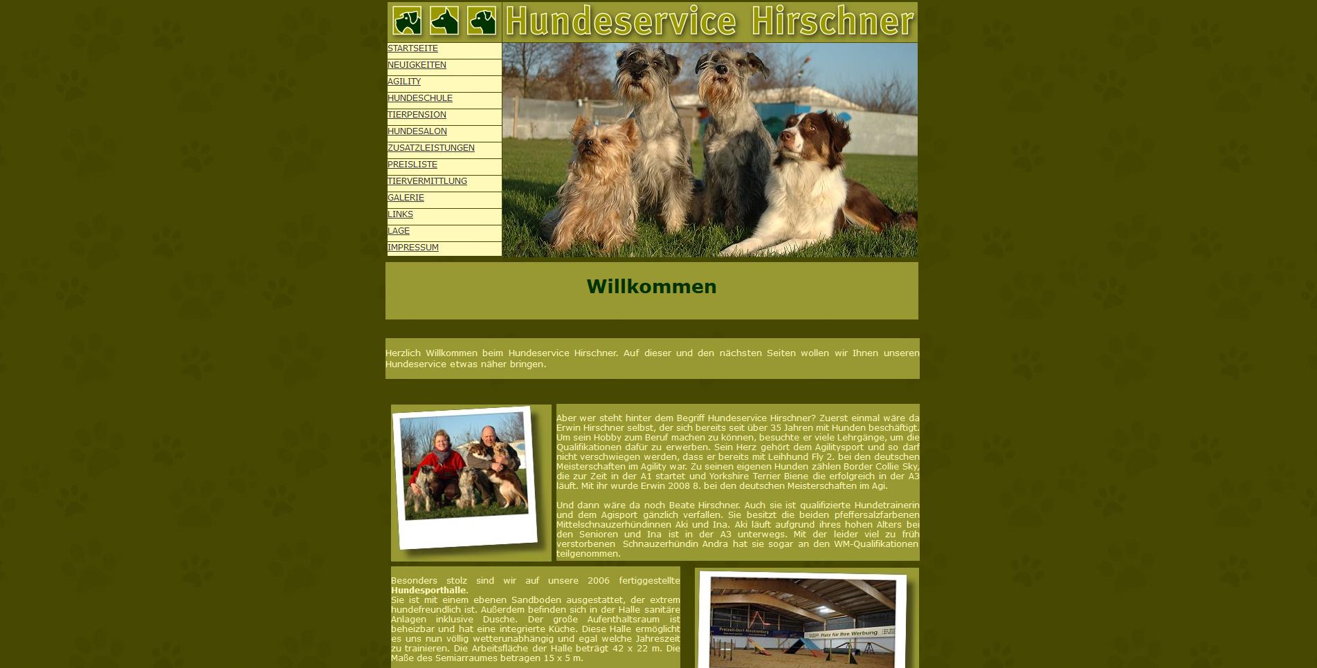 Hundeservice Hirschner