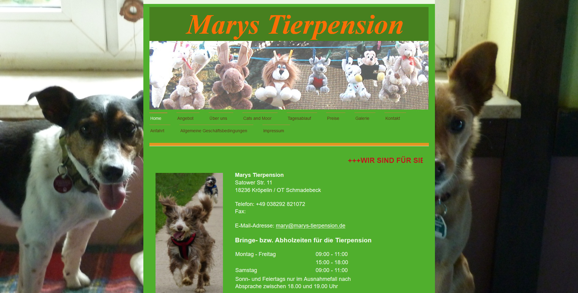 Marys Tierpension
