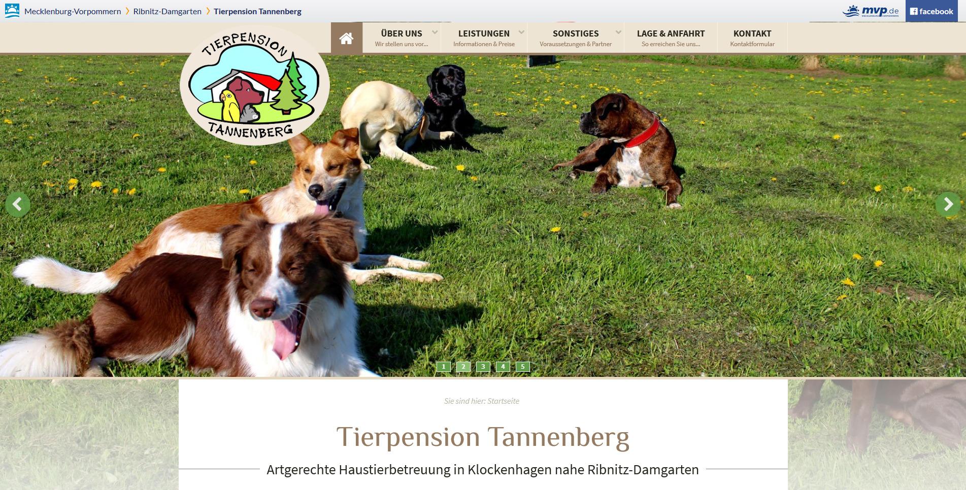 Tierpension Tannenberg