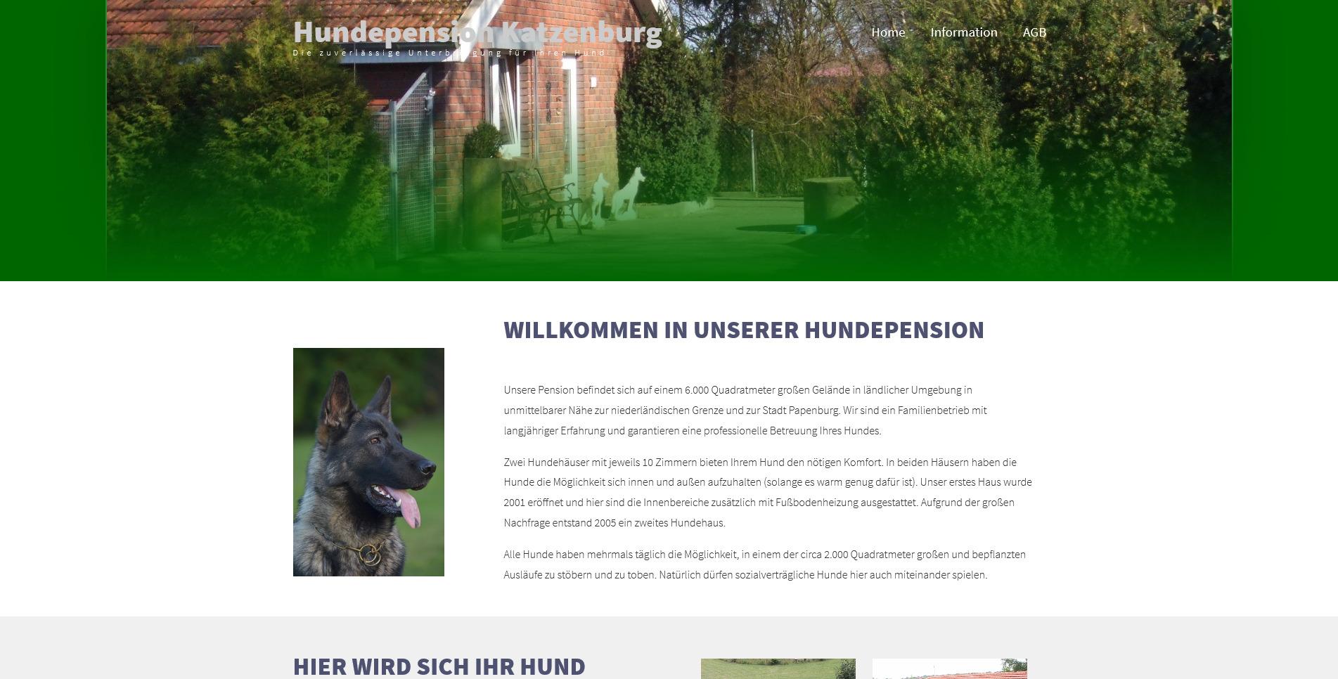 Hundepension Katzenburg