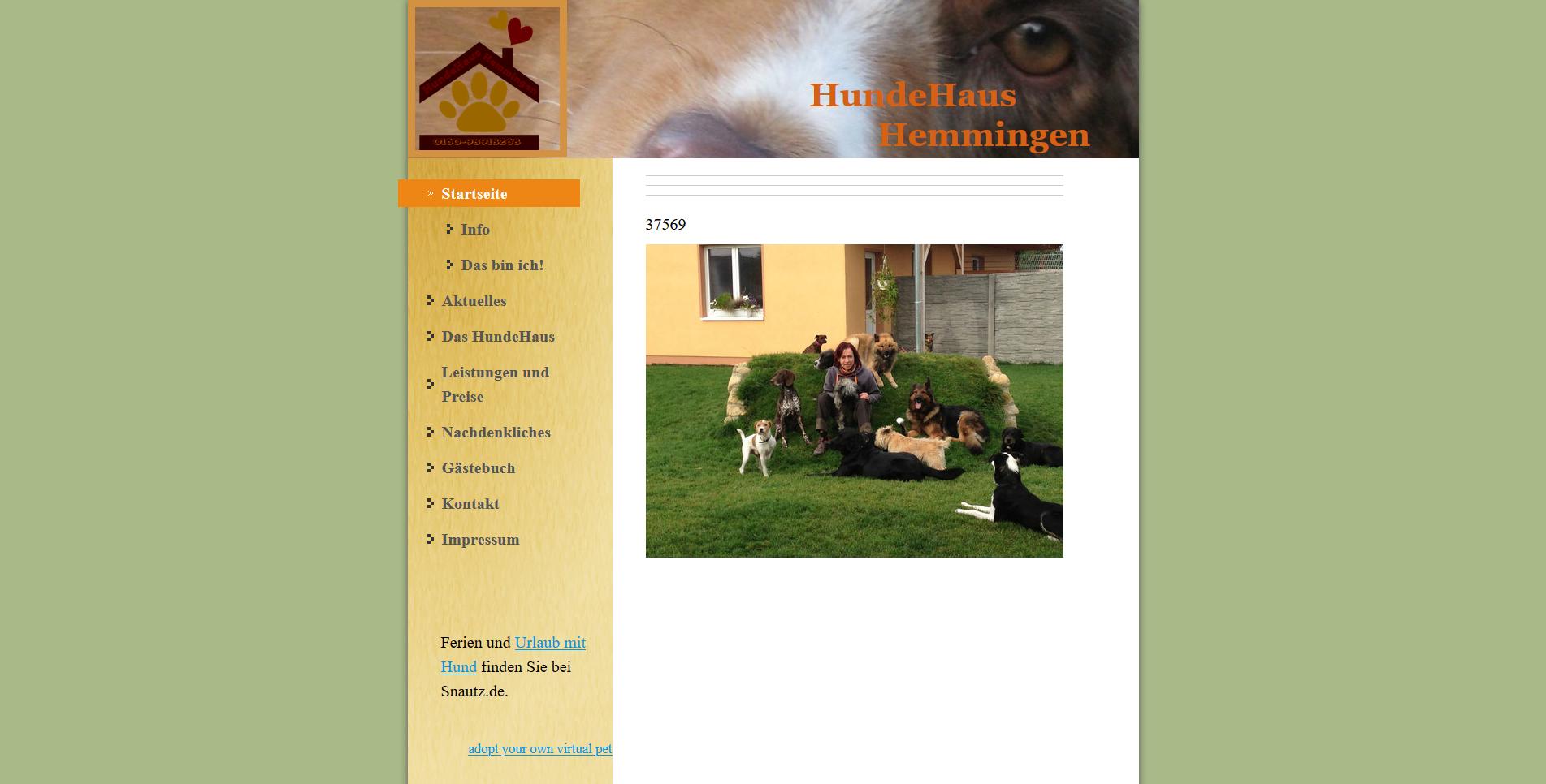 HundeHaus Hemmingen