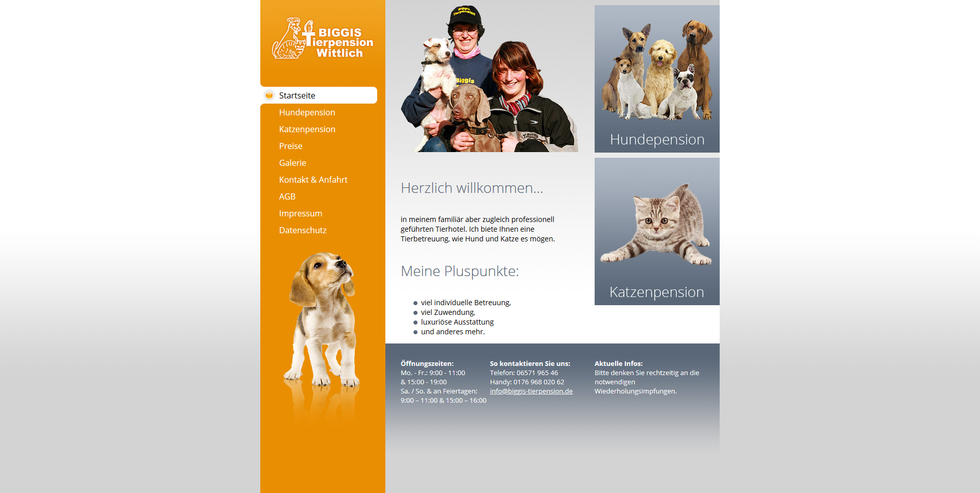 Hundepension Wittlich