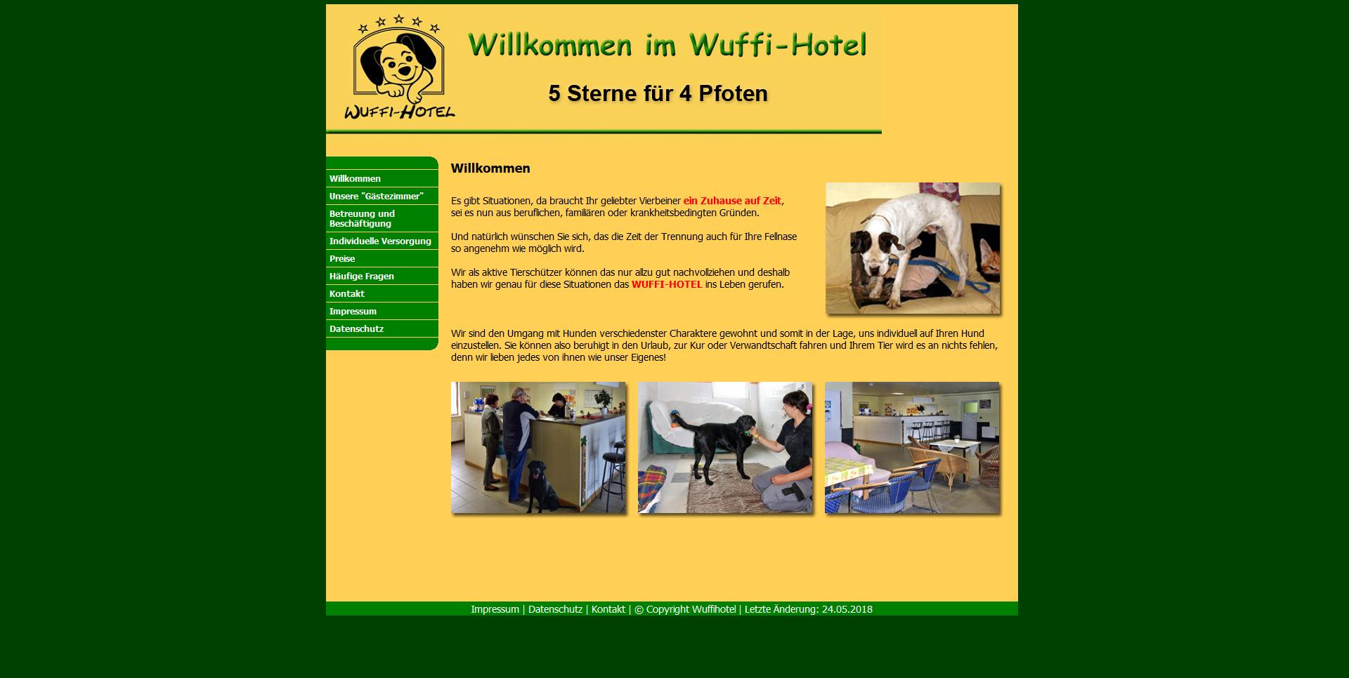 WUFFI-Hotel