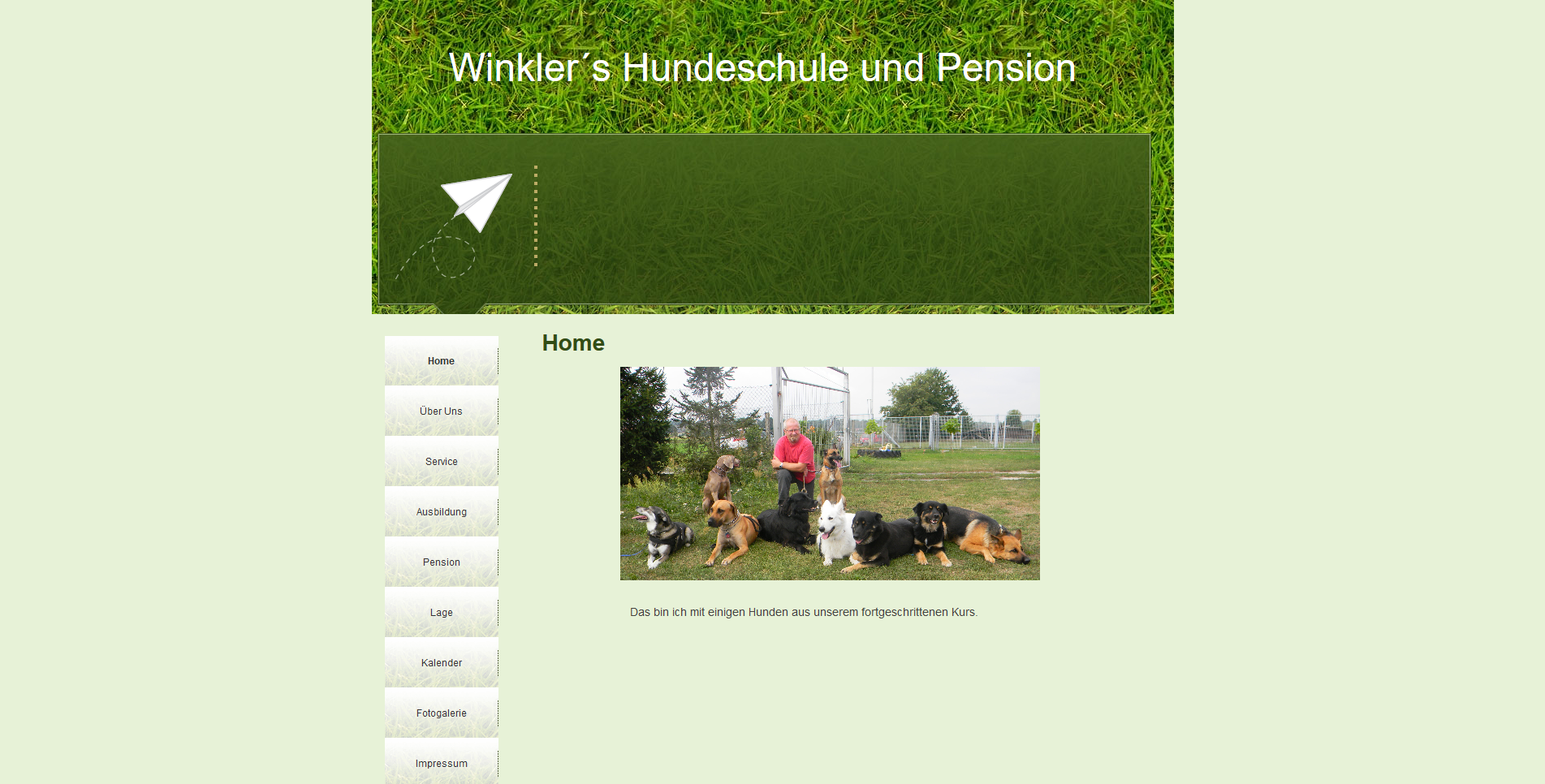 Winklers Hundeschule