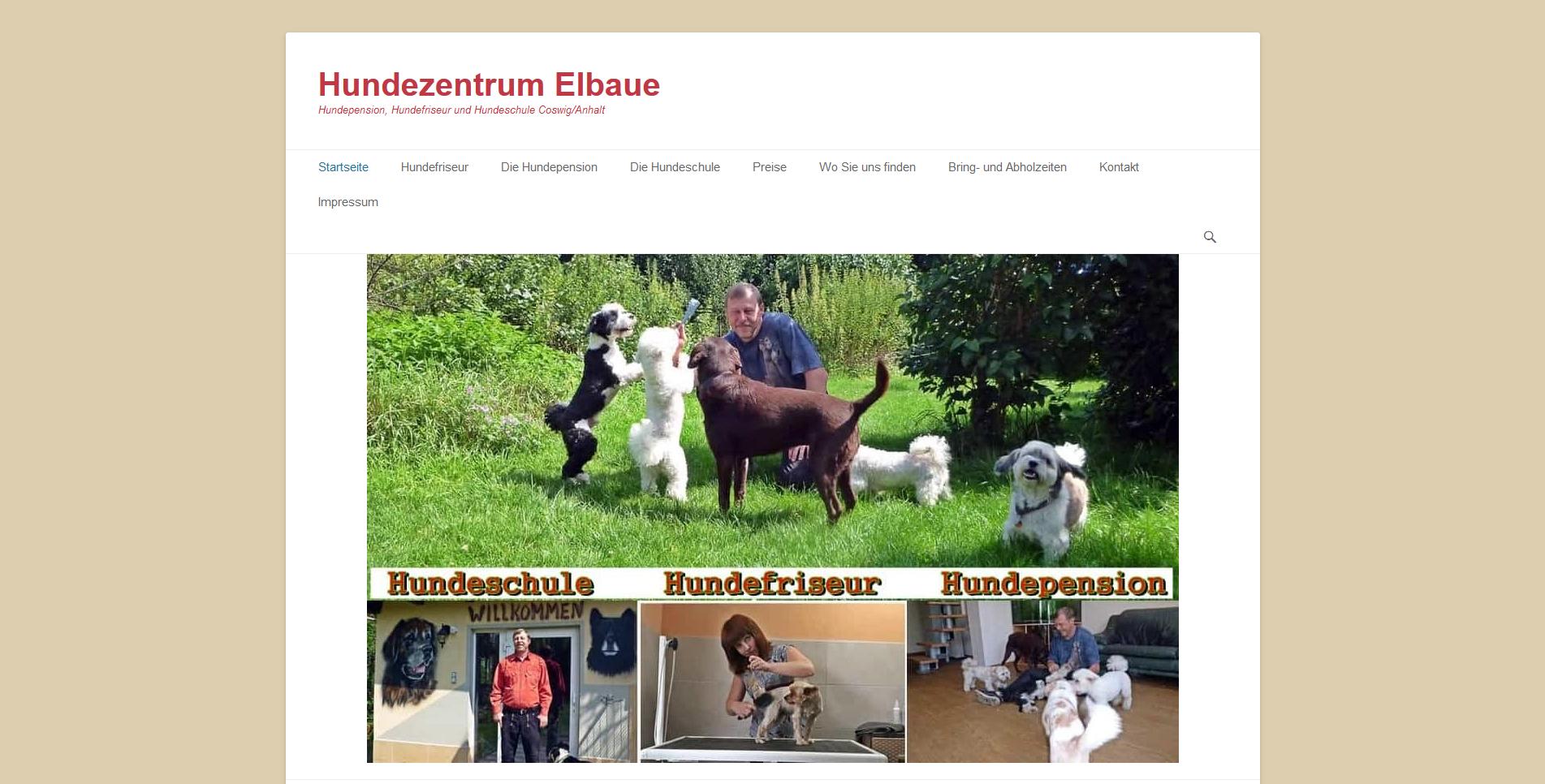 Hundezentrum Elbaue