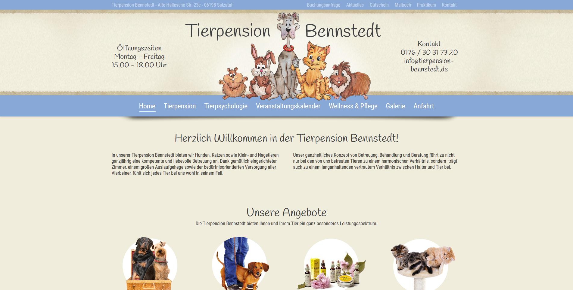 Tierpension Bennstedt