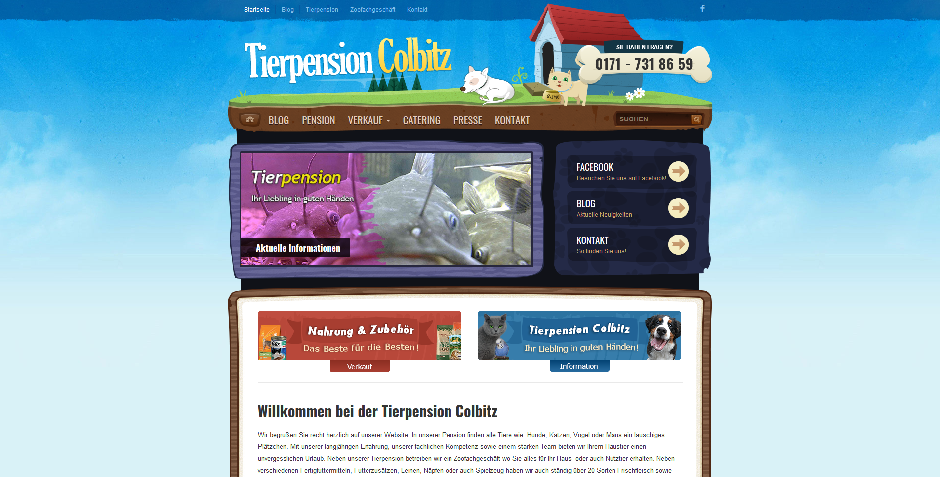 Tierpension Colbitz