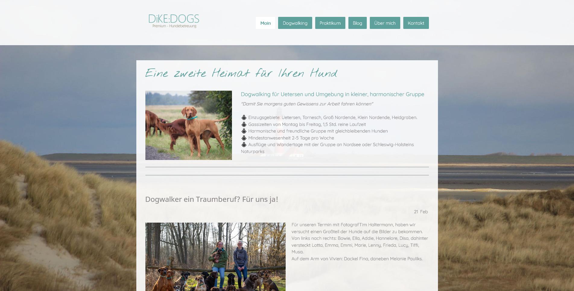 Dog Walking Gassiservice Uetersen