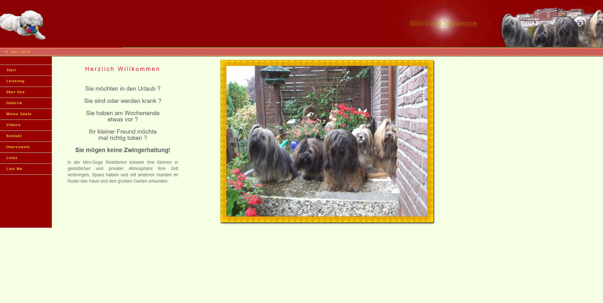 Mini-Dogs Residence