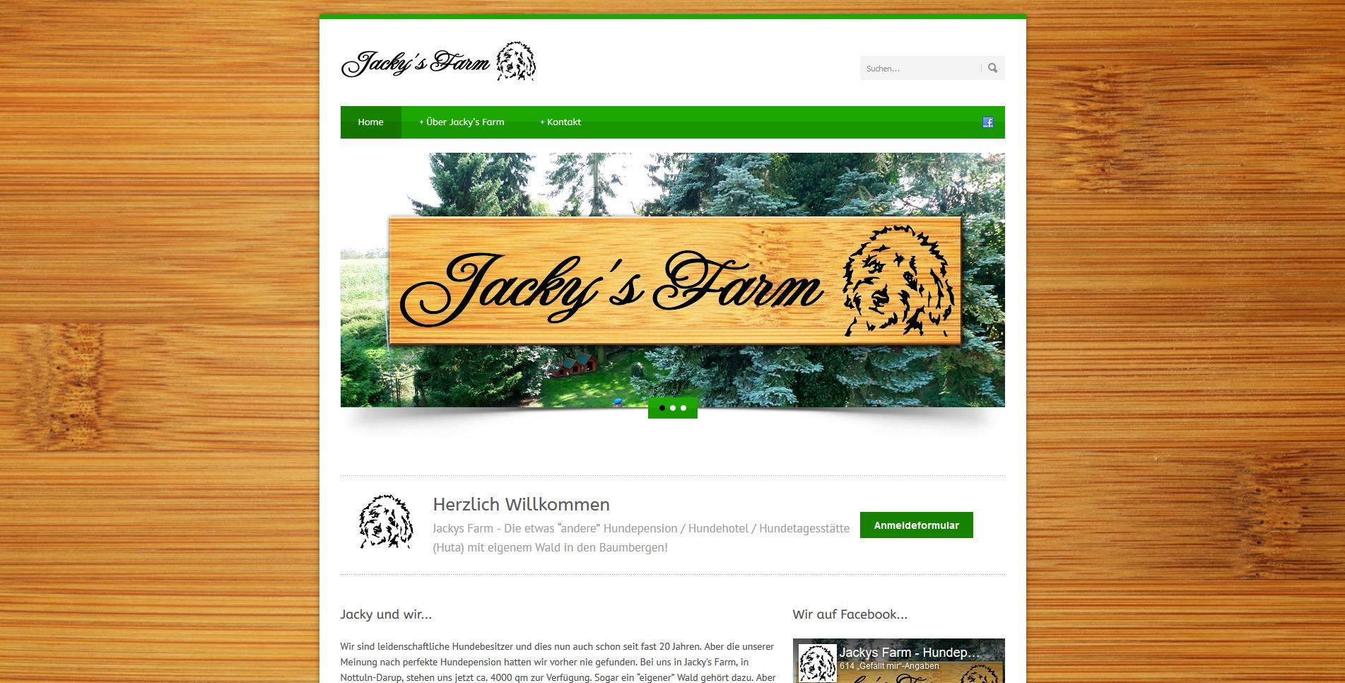 Jackys Farm Hundepension