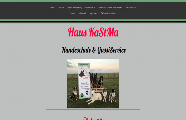 Hundezentrum Haus KaStMa
