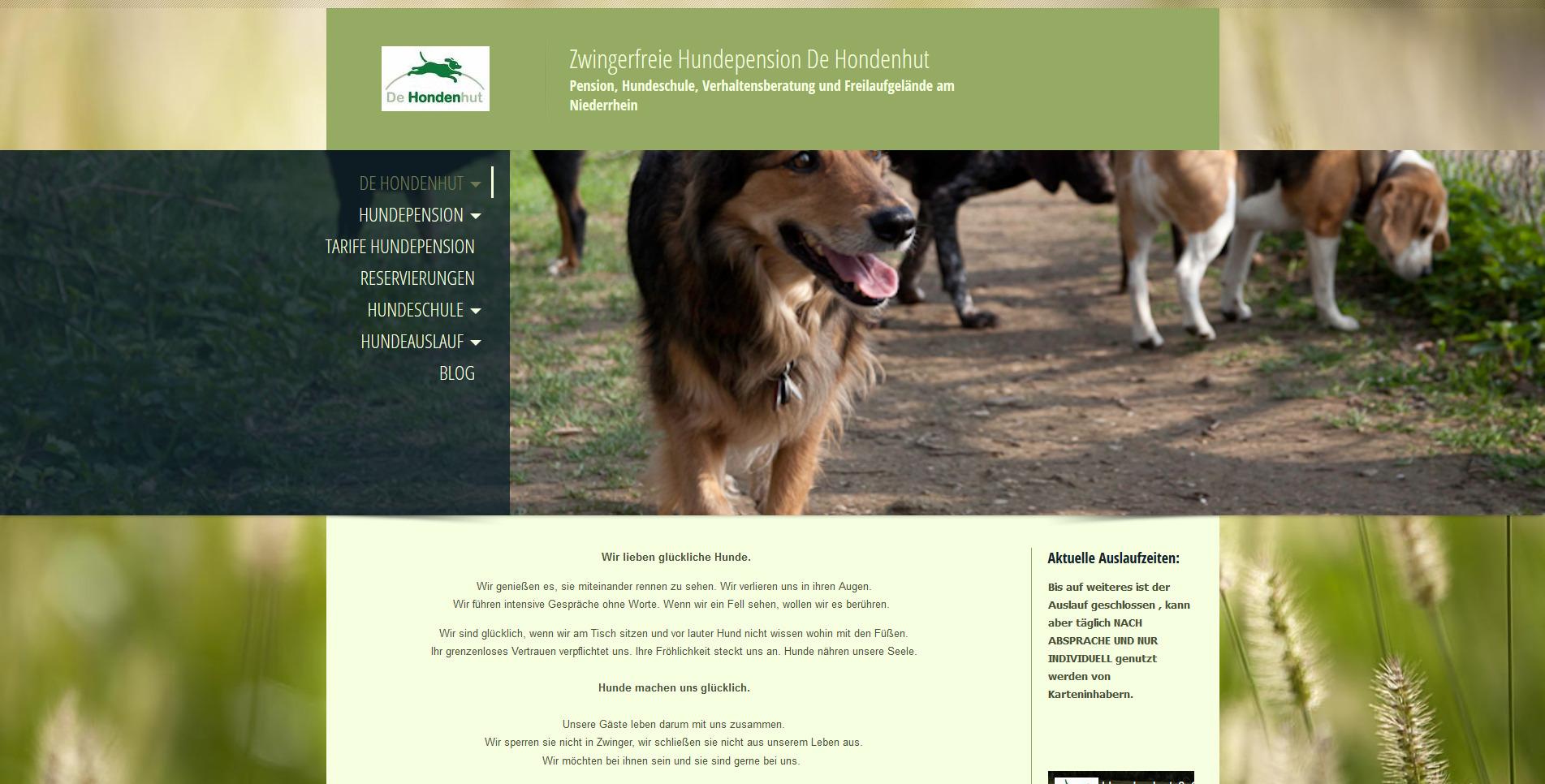 Hundepension De Hondenhut