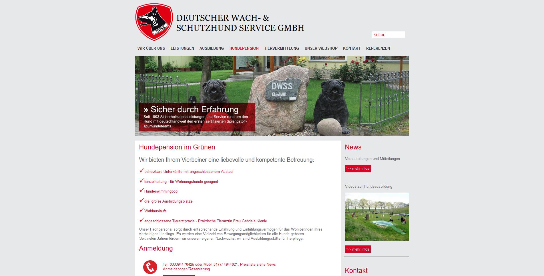 Deutscher Wach- und Schutzhund