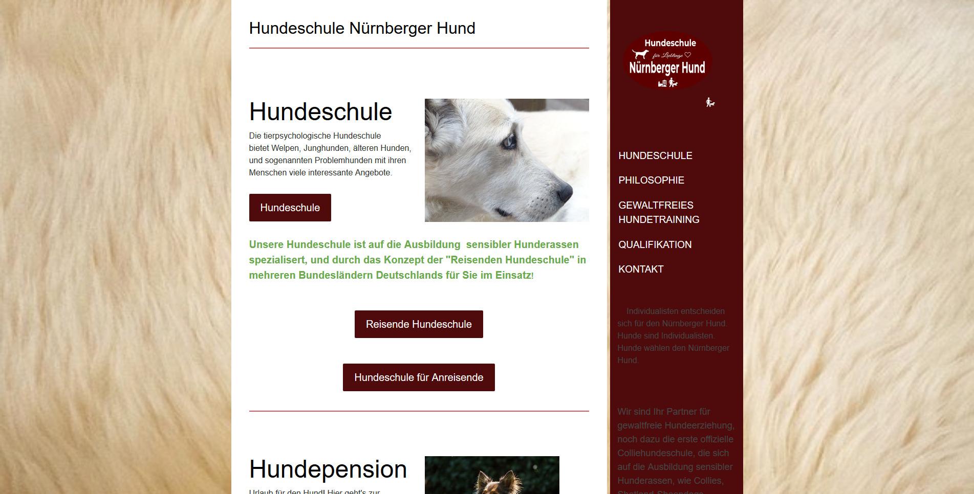 Hundeschule Nürnberger Hund