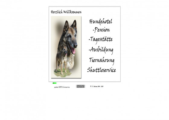 Hundepension Ursula Buchen