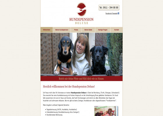 Hundepension Deluxe