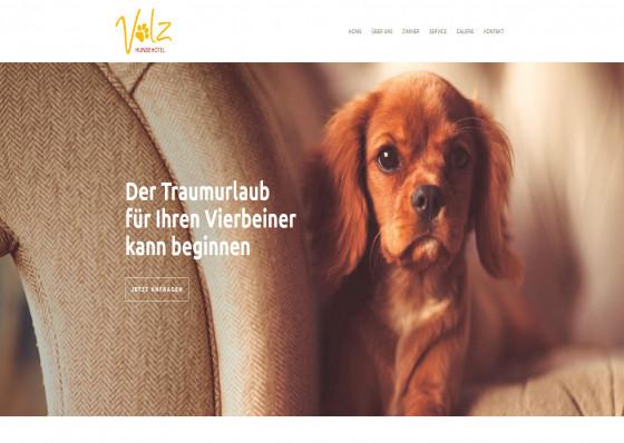 Hundehotel Hundepension Volz