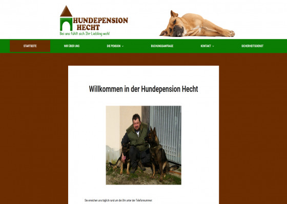 Hundepension-Hecht