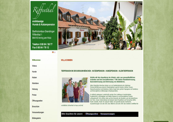 Hundepension Riffenthal