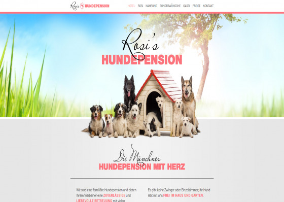Rosis Hundepension