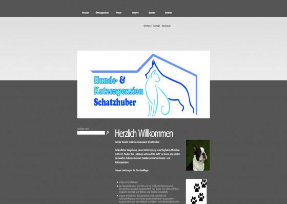 Hunde- und Katzenpension Schatzhuber in Oberding/Notzingermoos