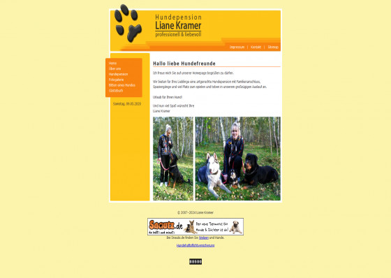 Hundepension Liane Kramer
