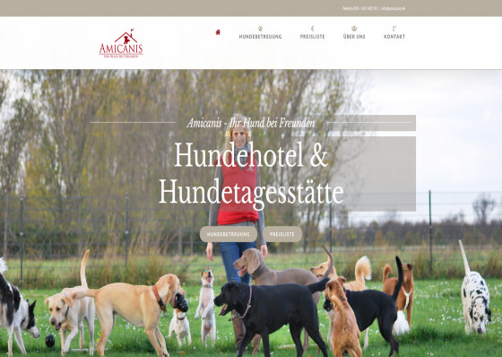 Hundehotel & Hundepension Amicanis