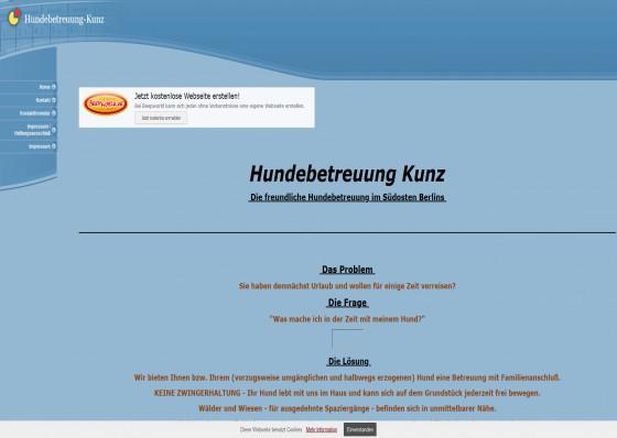 Hundebetreuung Kunz in Schulzendorf