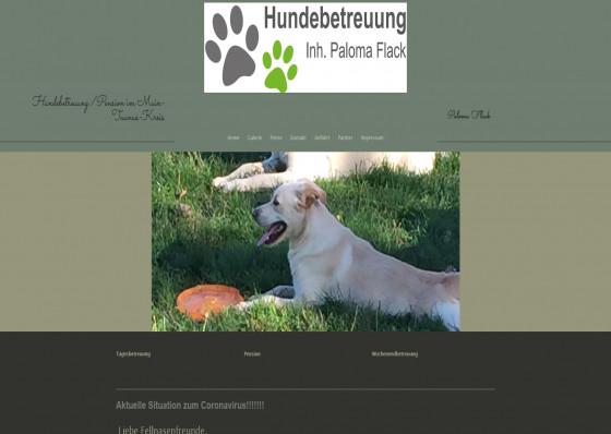 Hundetagesstätte / Pension Flack