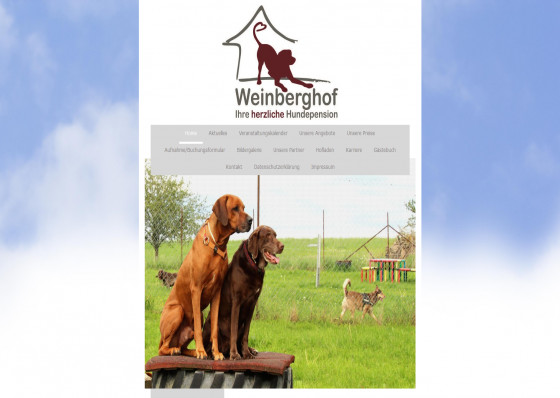 Hundepension Weinberghof