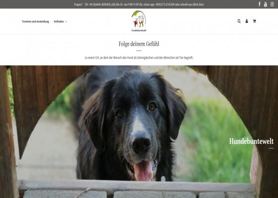 Hundebuntewelt