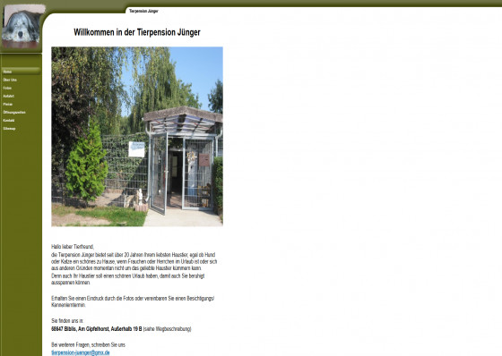 Tierpension Jünger