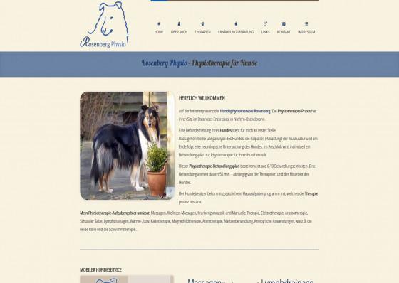Hundephysiotherapie Rosenberg