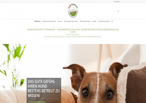 Hundepension Waldhof in Wöllstadt
