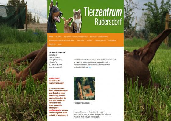 Tierzentrum Rudersdorf