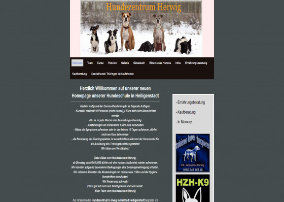 Eichsfelder Hundeschule