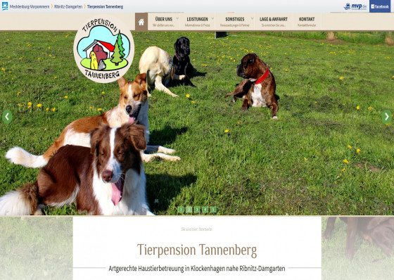 Tierpension Tannenberg in RIbnitz-Damgarten