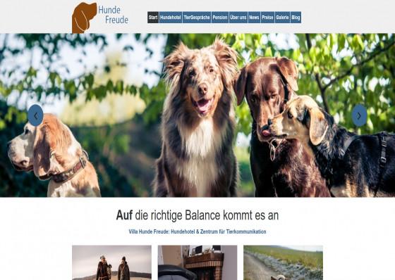 Villa Hunde Freude