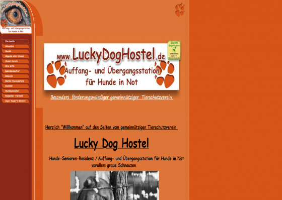 Hundepension Lucky Dog Hostel