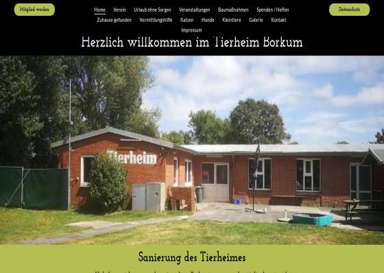Tierheim Borkum