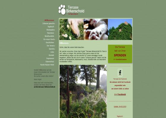 Tieroase Birkenschold