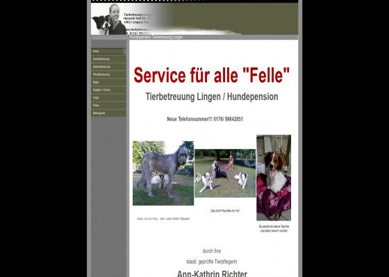 Tierbetreuung Lingen