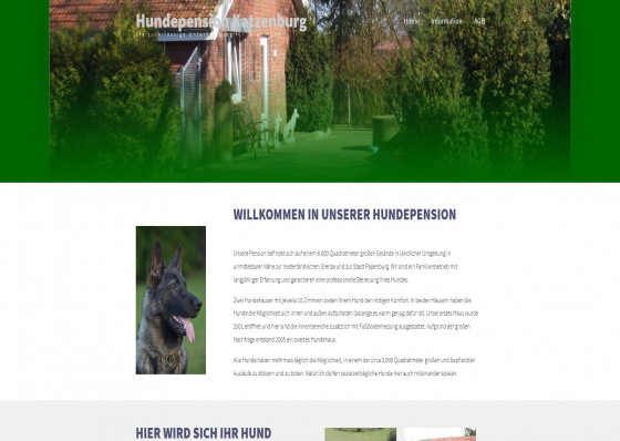 Hundepension Katzenburg
