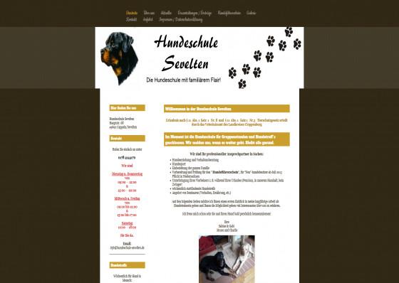 Hundeschule Sevelten