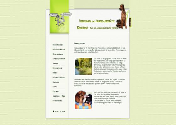 Tierpension & Hundetagesstätte Kropshof