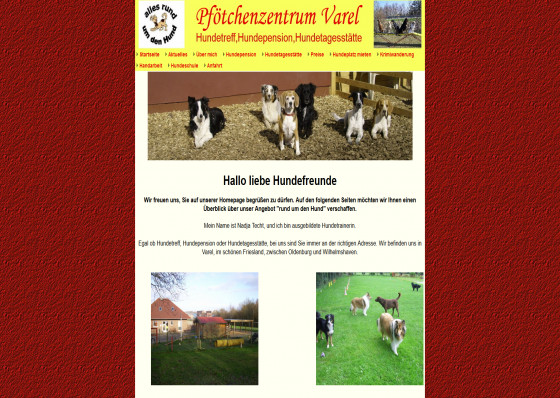 Die kleine Hundepension Techt